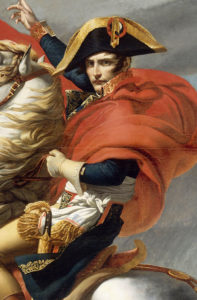 L'Empereur Napoléon premier par le peintre David