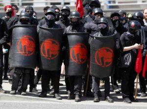les antifas, police politique